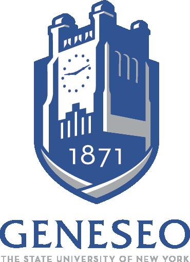 geneseo university logo