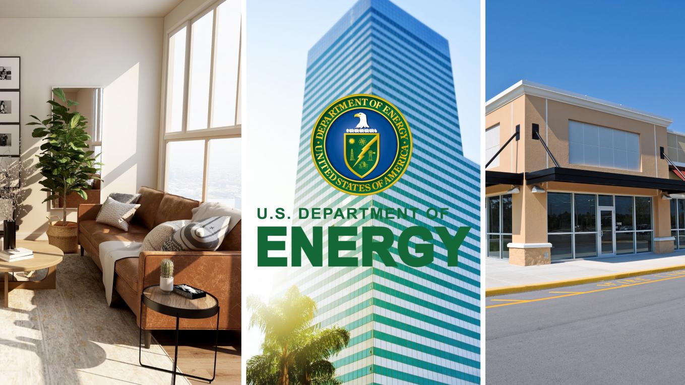 us department of energy buildings homes save energy window film