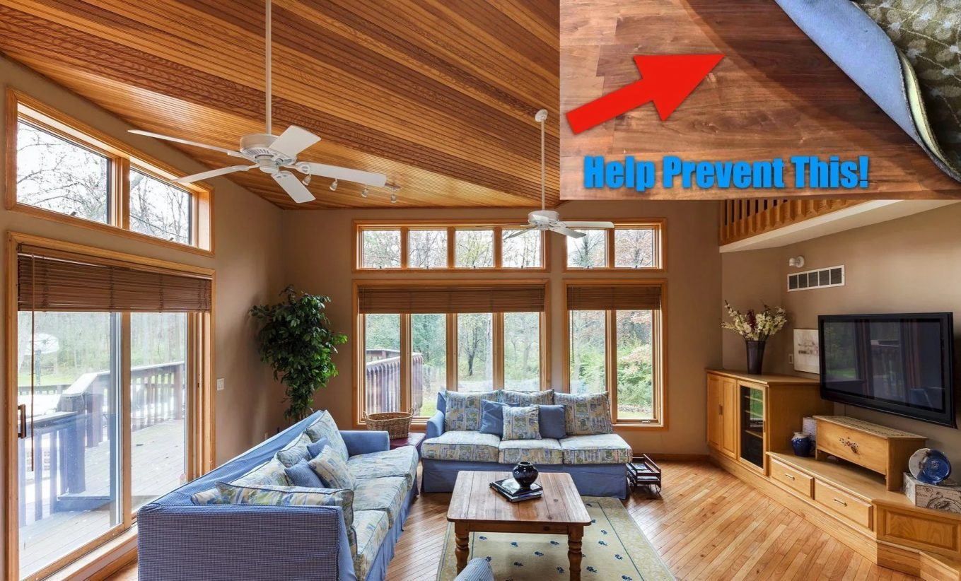 Sun Damaged Floors & Furnishings - How To Protect Against Fading - Home Window Tinting in Buffalo, New York
